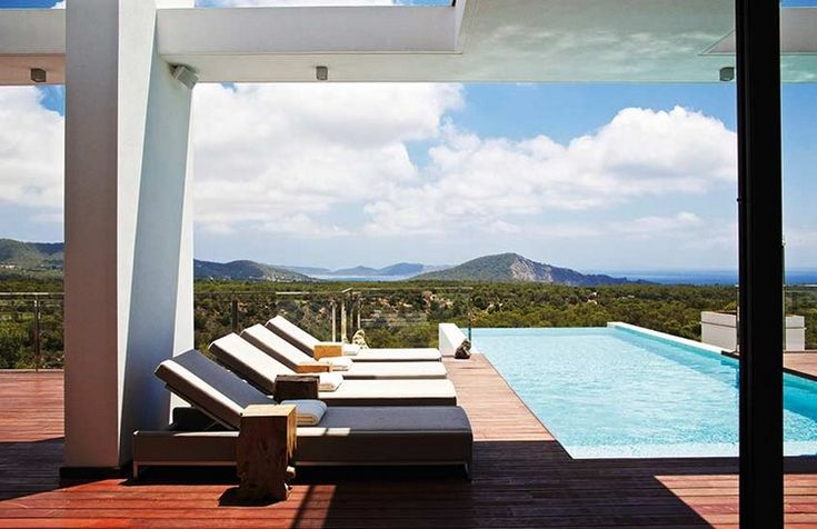 Home Inspiration Ideas » Summer outdoor ideas – beautiful swimming pool designs