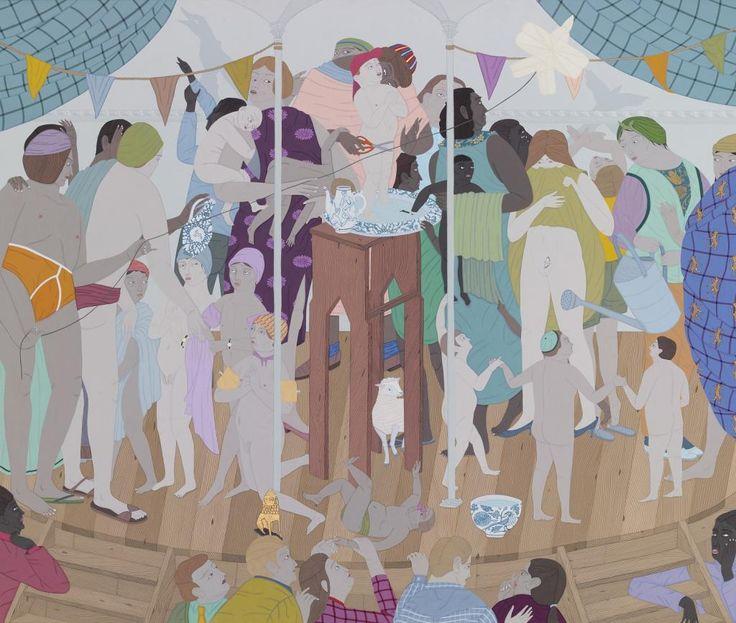 Grayson Perry / Kushana Bush | City Gallery Wellington