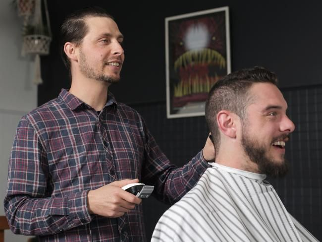TasWeekend: Barber shops are here to stay