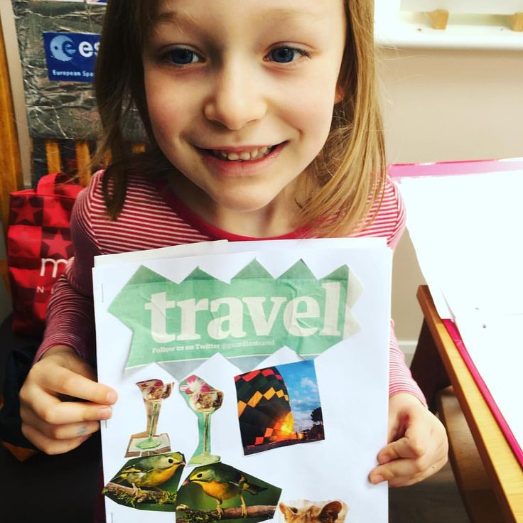 """72 Likes, 8 Comments - Carl McIver (@travelbetter) on Instagram: """"The proud (co)author of our weekend travel collage. Although she was more chief designer, editor…"""""""