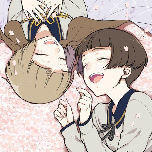 刀剣乱舞 Hirano and Maeda