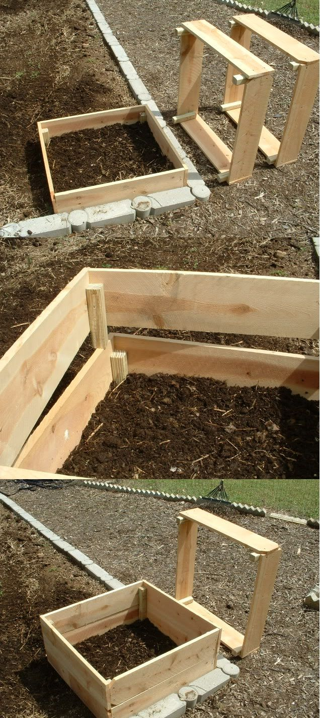 Potato Box Idea Potato Box Potato Planters Raised Garden 400 x 300
