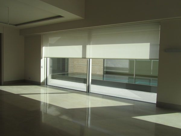 17 best images about cortinas estores y paneles - Cortinas para miradores ...