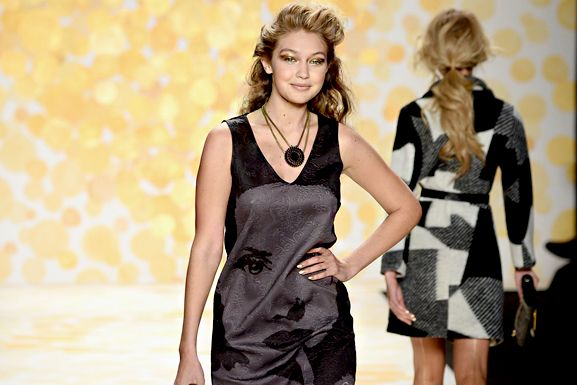 The Models With Famous Parents Steal the Show at New York Fashion Week