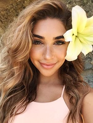 Chantel Jeffries may be best known for her relationship with Justin Bieber, but the model and social-media celeb—who has her own 12-piece line of brow-grooming products, as well as lip glosses and liners—also knows a thing or two about...