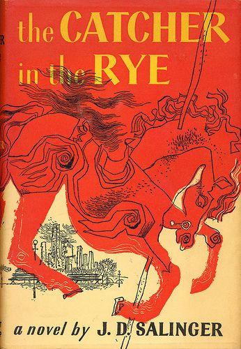 """J.D. Salinger, """"Catcher in the Rye,"""" 1951 