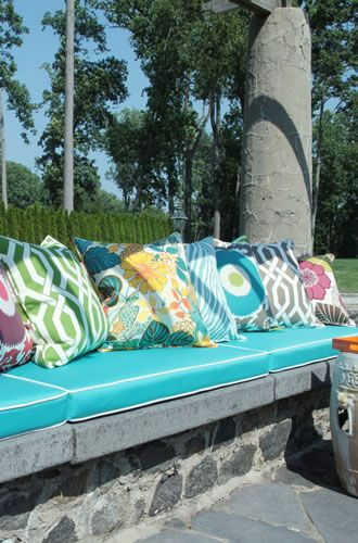 Best 25+ Outdoor Fabric Ideas On Pinterest | Outdoor Couch Cushions, Couch  Cushions And Waterproof Cushions