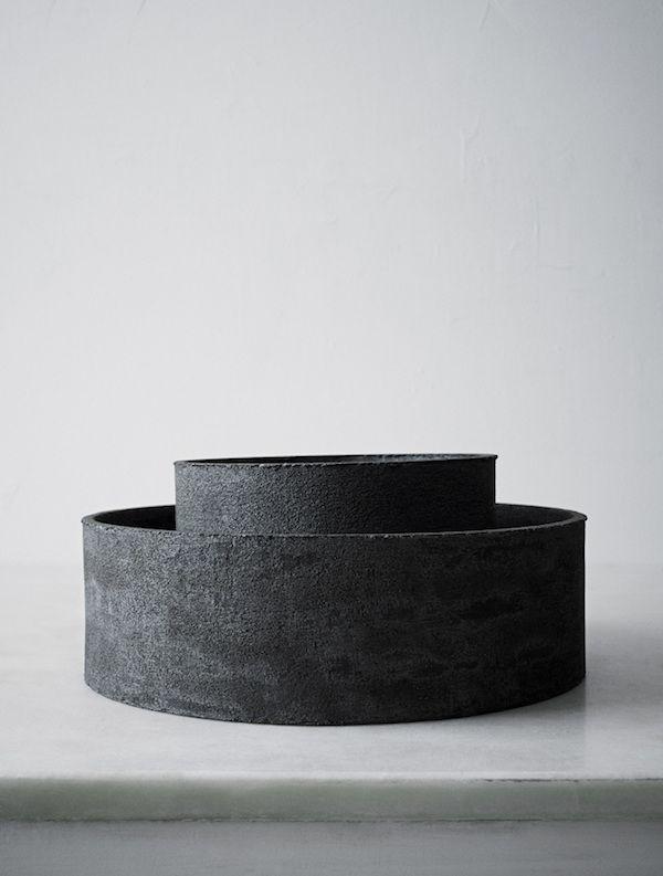 vosgesparis: Ceramics by Anna Lerinder