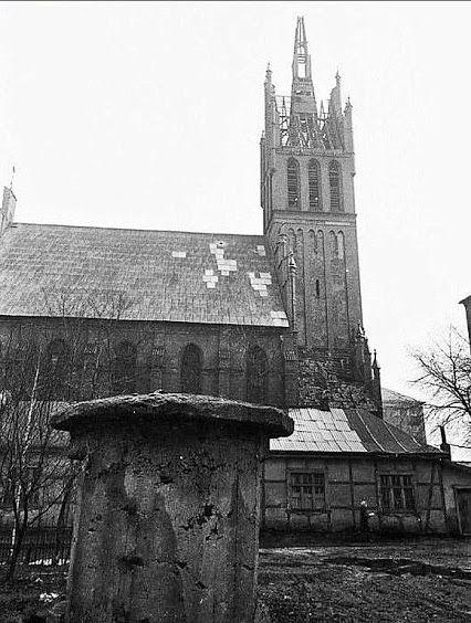 Кёнигсберг - Калининград – Google+филармония heilige familie ruins