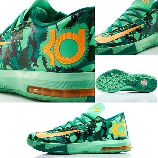 Cheap 171928 Nike Kd VI Men Shoes