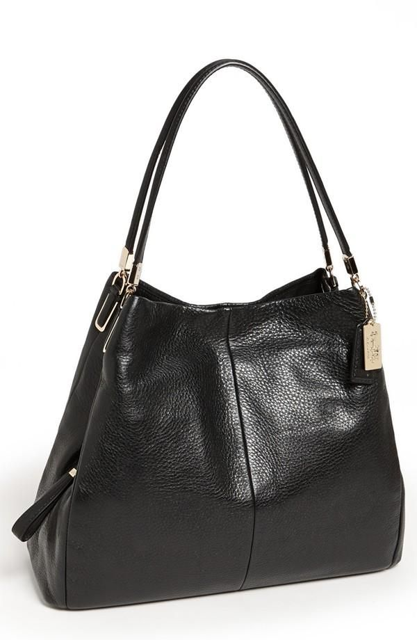 COACH 'Madison - Small Phoebe' Leather
