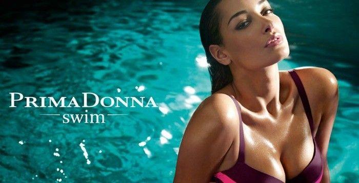 Découvrez la première ligne de maillots de bain grande taille de Prima Donna