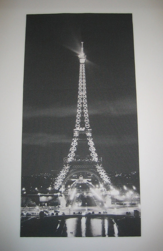 Paris France EIFFEL TOWER City of Light   by kathysimpressions, $7.75