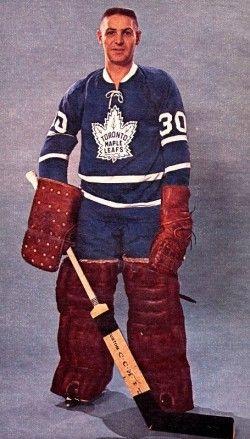 Terry Sawchuk - Toronto