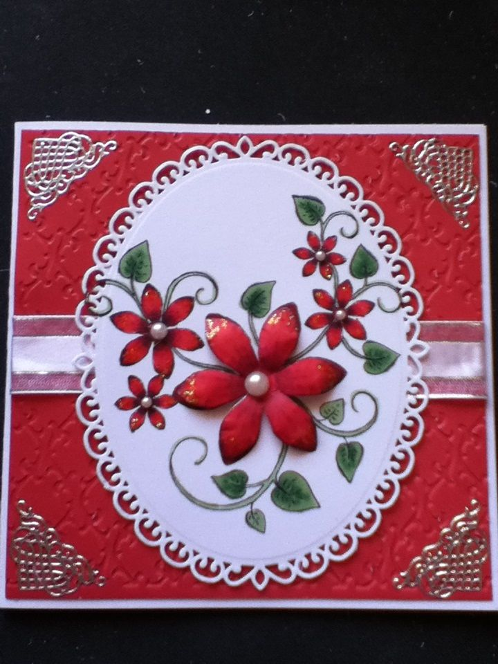 stamp from Heartfelt Creations