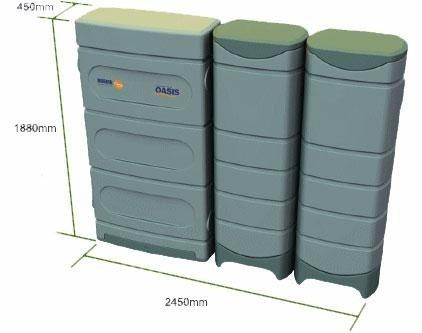 Greywater Treatment System for the home - Images