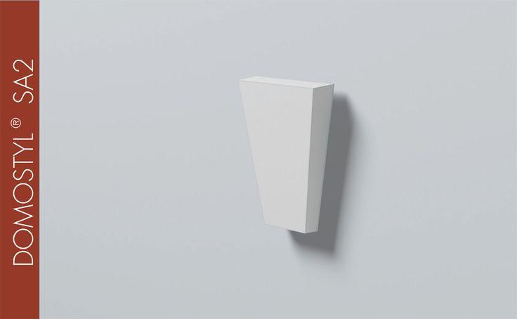 DOMOSTYL® SA2 light / H 300 x W 200 mm / w 110 mm / T 50 mm