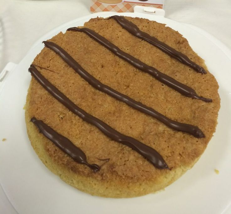 Torta Coccotella #torta #cocco #nutella