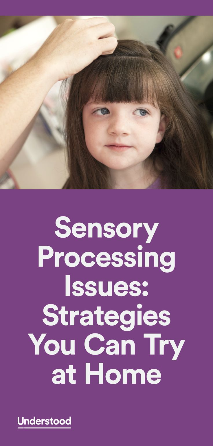 When your child has sensory processing issues, it can affect every part of her life—and yours. But there are ways you can help your child cope. Here are strategies that may help with different kinds of sensory experiences. More
