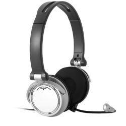 Casque audio personnalisable, Multimédia avec micro - Cadeau d'entreprise