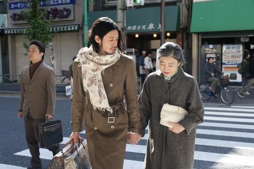 Mr. 小田切讓。