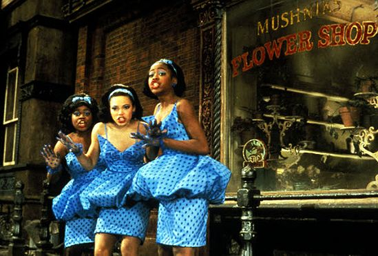 """Greek Chorus from """"Little Shop Of Horrors"""""""