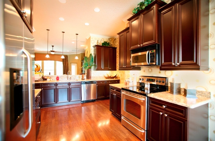 Designs on Pinterest  Granite kitchen, Model homes and The emerald