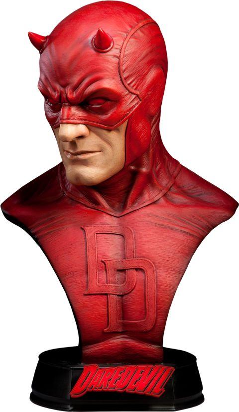 Daredevil Life-Size Bust