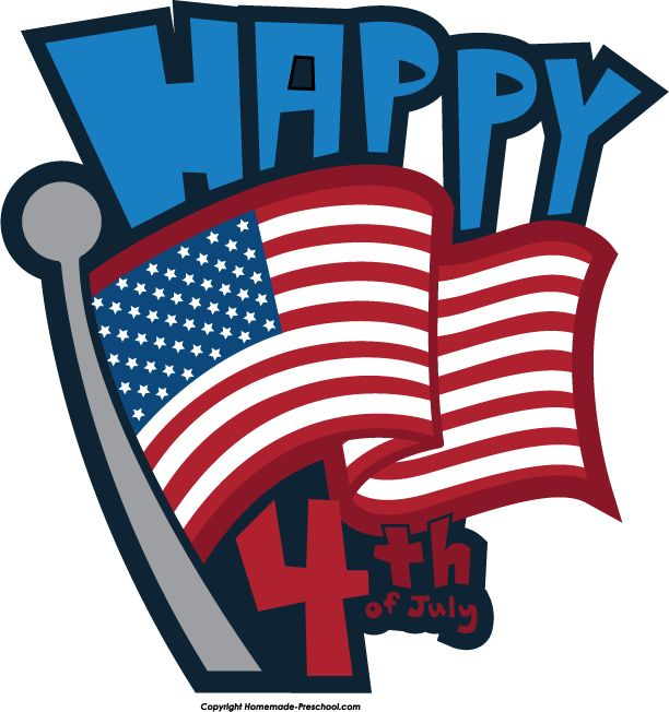 American Independence Day Clipart