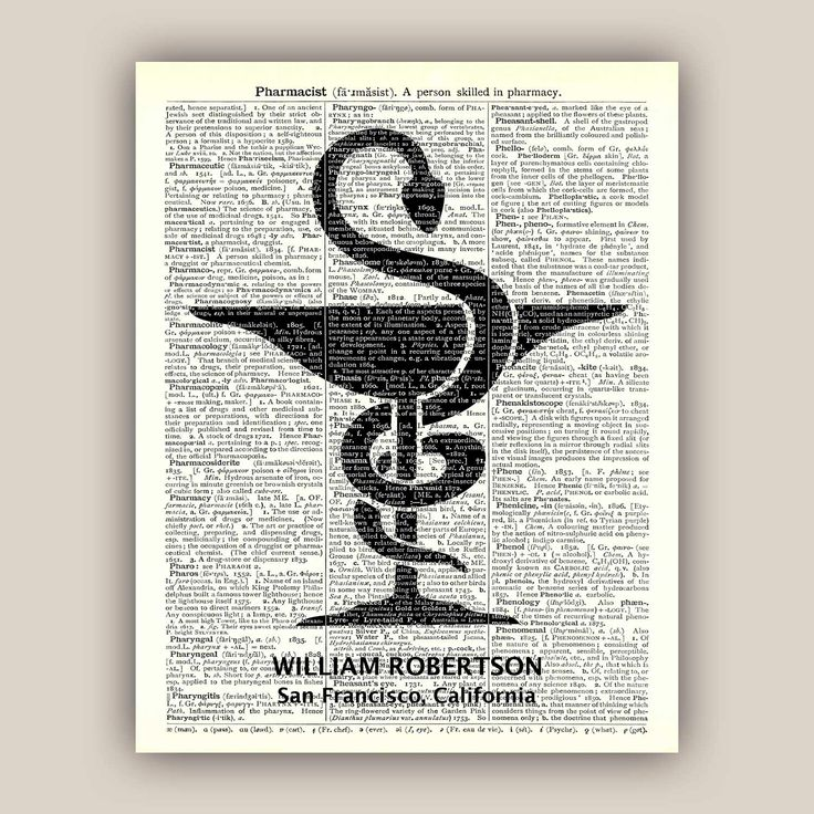 Pharmacy art, Pharmacist print, PERSONALIZED pharmacist
