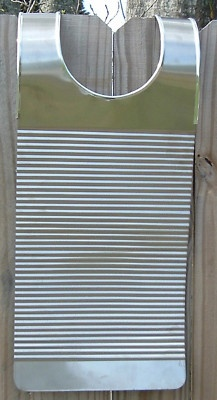 Zydeco Rubboard Musical Instrument Washboard