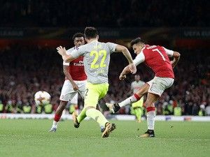 Result: Alexis Sanchez scores in Arsenal recovery against FC Koln