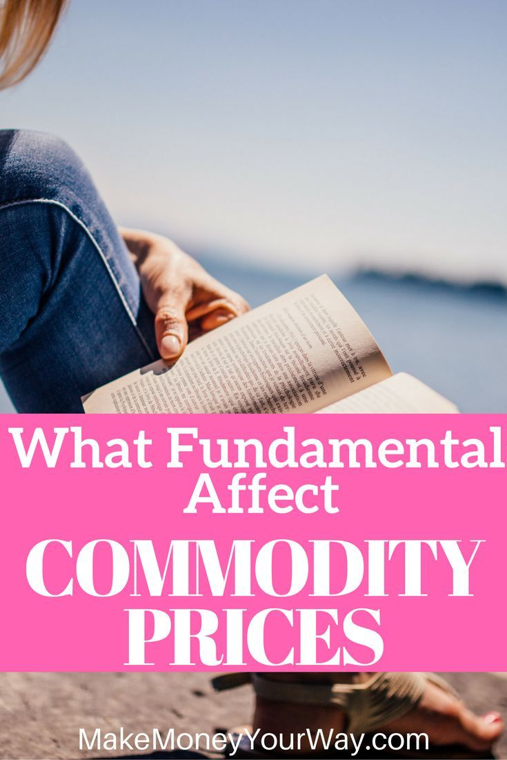 """Commodity prices tend to rise and fall together, much like how stock prices rise and fall together. As the saying goes, """"a rising tide lifts all boats"""". If the entire U.S. economy is doing well, generally all stocks will go up. The fundamentals below impact all commodity prices."""