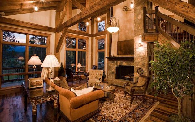 17 best ideas about colorado mountain homes on pinterest for Colorado mountain home plans