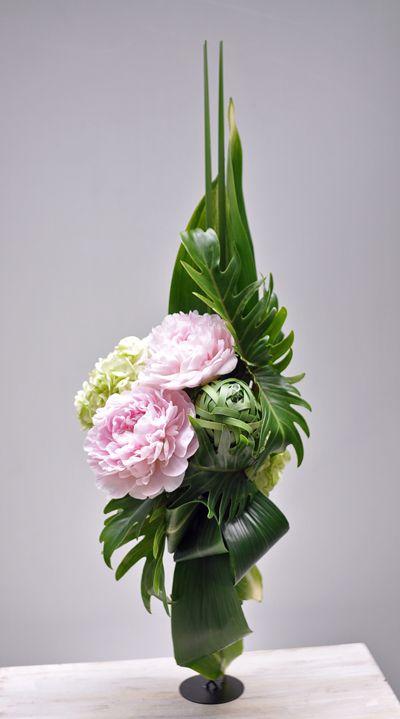 Modern floral art.