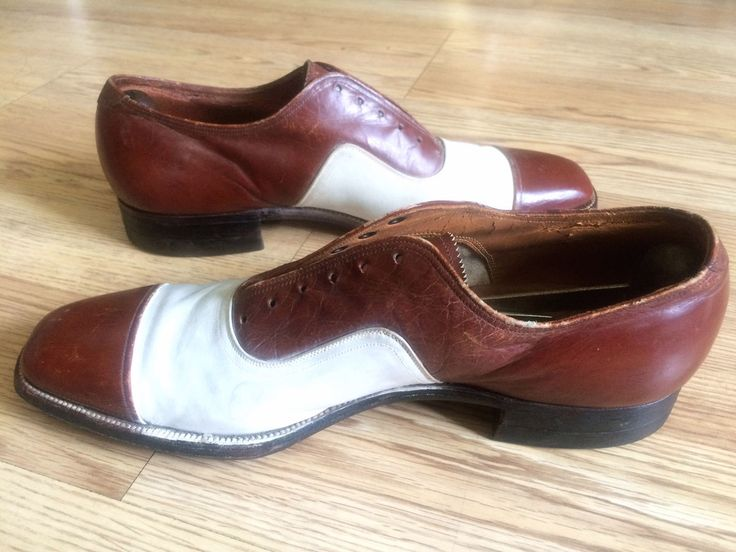 S Vintage Mens Shoes