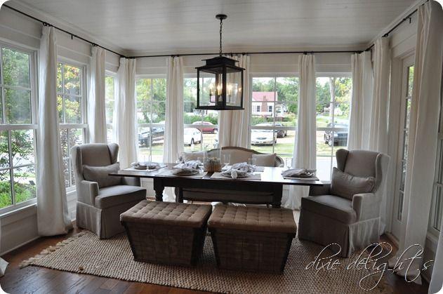 Like Windows For Sunroomdining Room Addition  New Window Stunning Dining Room Addition Design Inspiration