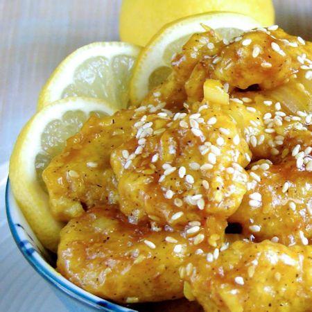 Ricette Bimby - Pollo al limone