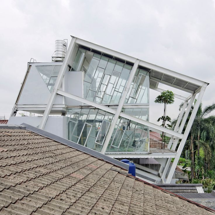 409 best images about contemporary indonesian architecture for Minimalist house jakarta