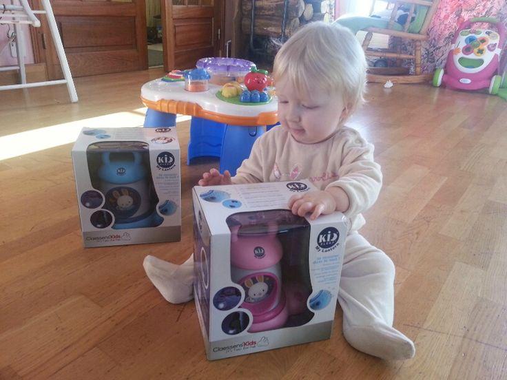 My lantern Kid Sleep test { 1er concours de Noel }