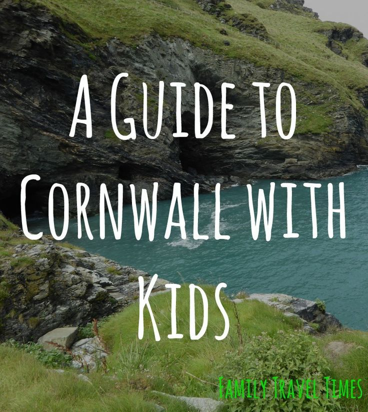 Cornwall, England isn't all views and beaches - find out the best things to do with kids.