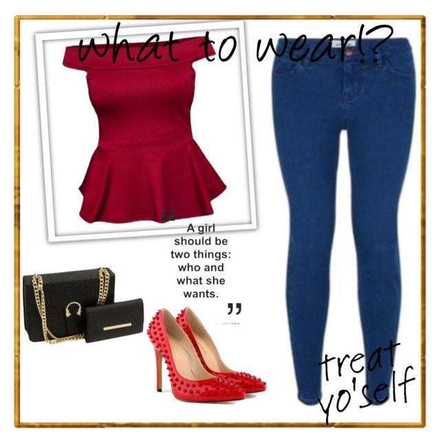 Treat Yourself by stylebookng on Polyvore featuring polyvore fashion style clothing