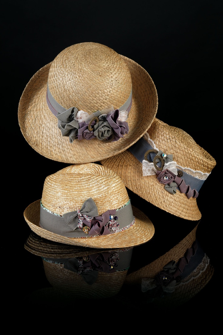 Angiolo Frasconi: cappelli di paglia #handmade Consorzio Il Cappello di Firenze