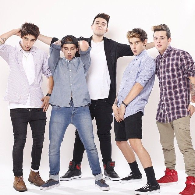 The Janoskians are THE HOTTEST Youtubers out there and don't even try and tell me otherwise coz ur argument will always be invalid coz these guys are sexy!