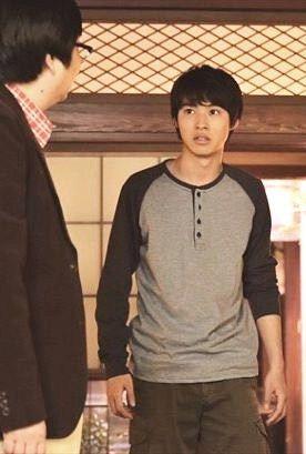 "Kento Yamazaki, J drama ""Mare"" 2015"