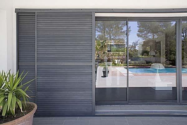 aluminium sliding shutter TAOS® PROFILS SYSTEMES