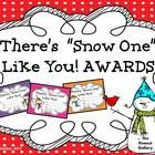 fun colorful students awards - give these out as prizes or just random notes to the kiddos - FREEBIE!