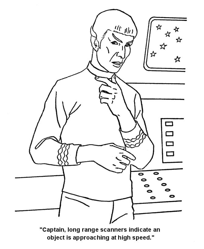 26 best Star Trek quilt for Bec images on Pinterest | Coloring books ...