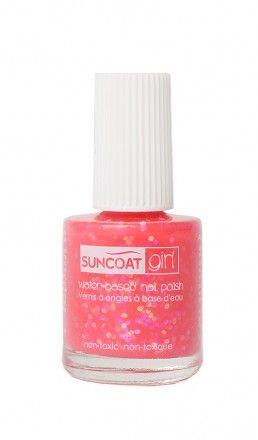 Suncoat Nail polish - non-toxic, for kids