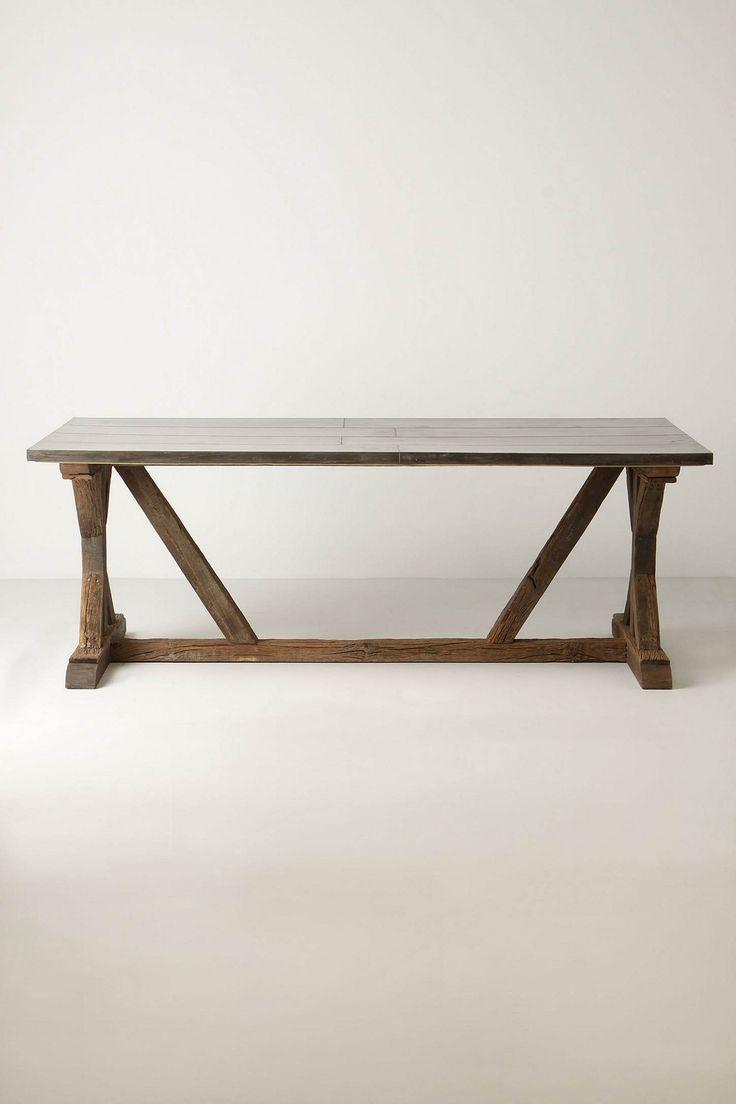 133 best Farm tables images on Pinterest   Farm tables, Dining ...